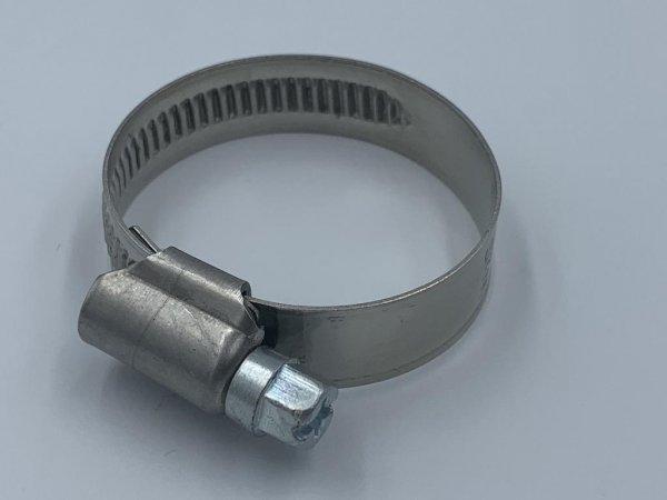 Edelstahl Schlauchschelle 80-100 mm