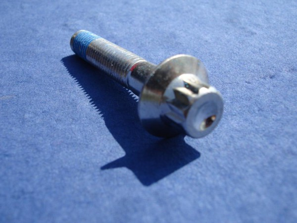 Felgenschraube M7x40 12Kant 14,9mm Sonderedelstahl