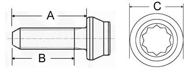 M7x24-innen-12-kant-kurzer-schaft