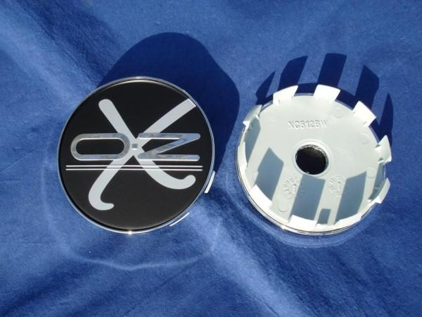 OZ Racing Nabenkappe xline Black 81310548