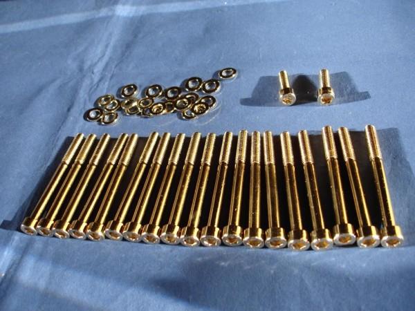 Ventildeckel Schrauben Opel C20XE & C20 LET Gold