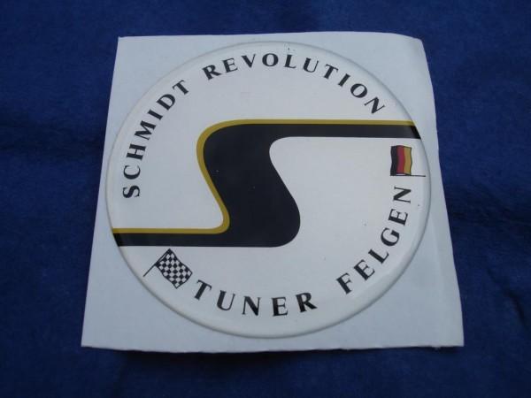 Schmidt Revolution Linse 56mm silber weich