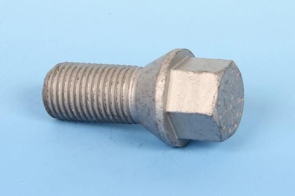 Radschraube Kegelbund M14x1,5x25 SW17 Dacromet