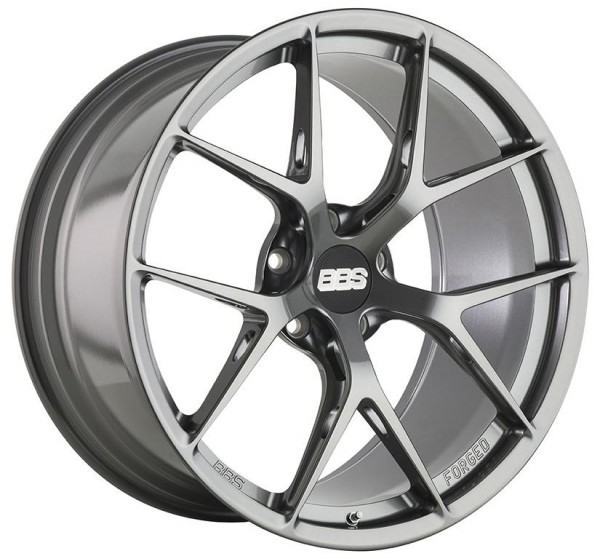 BBS Alufelge FI-R 10,5x19 LK 5x120 ET35 NB 72,5 platinum silber FI138