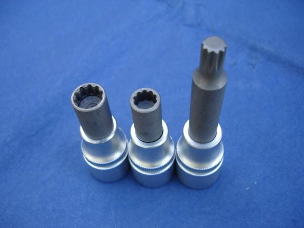 OZ Werkzeug 3er Set für 10 kant Verschraubungen Felgenschrauben + Felgenmuttern