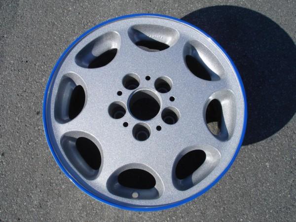 PKW Felgenrandaufkleber 6mm Breite für 12-22 Zoll Felgen in diversen Farben