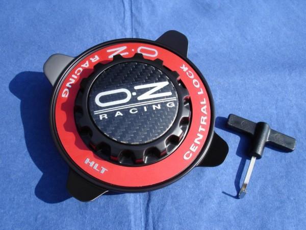 oz felgendeckel schwarz rot ring 81210339 55mm formular. Black Bedroom Furniture Sets. Home Design Ideas