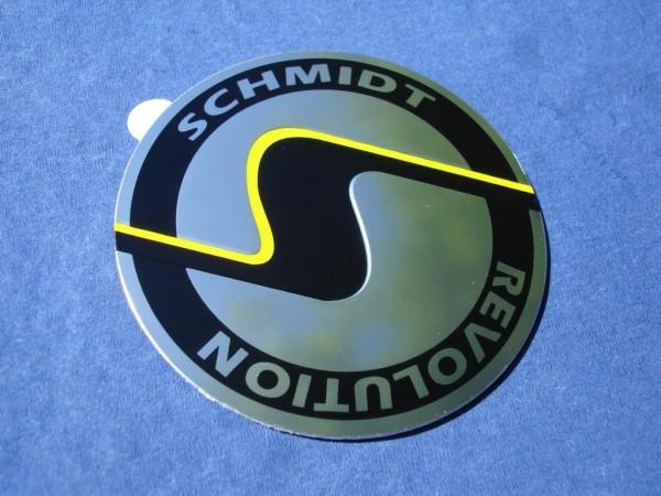 Schmidt Revolution Linse 60mm Chrom/Schwarz
