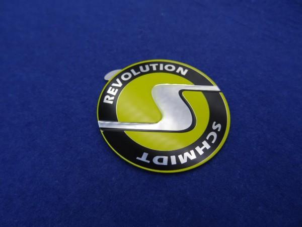 4er Set Schmidt Revolution Linse 45mm GELB