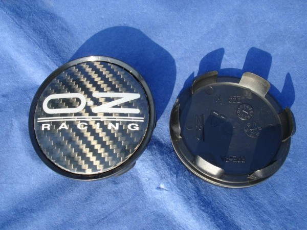 OZ Racing Nabenkappe Carbonlook Black 81310502 M653