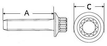 aussen-12kant-schraube-ohne-schaft