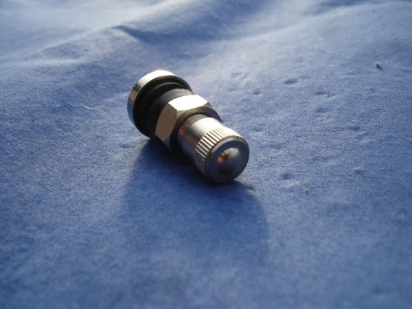 Metall Ventil 8,3 mm L26mm BBS,OZ Felgen Nickel