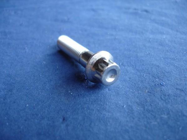Felgenschraube M7x32 12Kant 12,9mm Sonderedelstahl