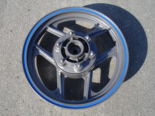 Motorrad Felgenrandaufkleber 6mm Breite für 12-19 Zoll Felgen in diversen Farben