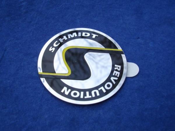 Schmidt Revolution Linse 45mm Chrom